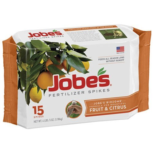 jobes-fruit-and-citrus-tree-fertilizer-spikes-15-pack