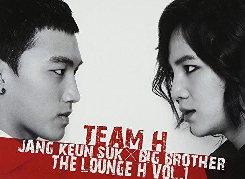 The Lounge H Vol.1(CD+DVD+写真集)[台湾版] 国内流通盤