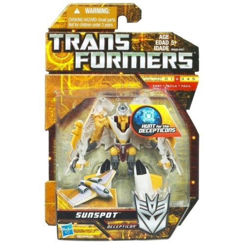 Transformers Decepticons Sunspot Hasbro Action product image
