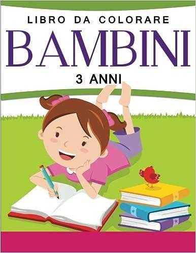 Libro Da Colorare Bambini 3 Anni
