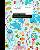 Primary Composition Book - Dolphins & Mermaids: Kids - Best Reviews Guide