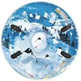 Pipeline Sno AW-4107 Oversize Air Penguin Snow Tube, 48in (122cm) Inflated Diameter