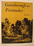 Gainsborough As Printmaker, Hayes, John, 0300015615