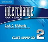 Interchange Level 2 Class Audio CDs (3) (Interchange Fourth Edition)