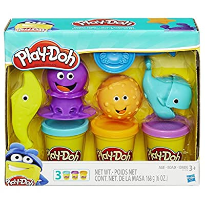 Play-Doh Undersea Tools Toy: Hasbro: Toys & Games