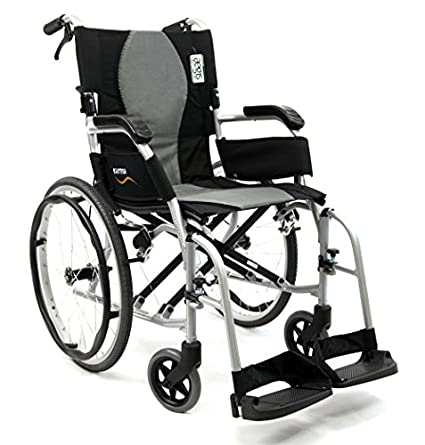 Amazon Com Ergo Flight Ultra Lightweight Ergonomic Wheelchair
