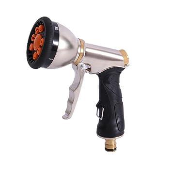 AMYMGLL Galvanoplastie Pistolet à eau multifonctionnel Pistolet de ...