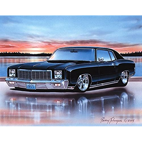 Old Muscle Car Pictures Amazon Com