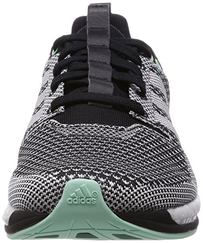 on sale d7b41 d6dc8 adidas Adizero Feather, Womens Training Running Shoes, Black - Schwarz ( BlackFrozen Green F15Black), 6 UK Amazon.co.uk Shoes  Bags