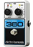 Best Looper Pedals - Electro-Harmonix 360 Nano Looper Guitar Looper Effects Pedal Review
