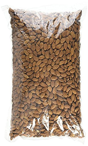 AIVA - Almonds, Shelled, Raw, 10 lbs. Bulk