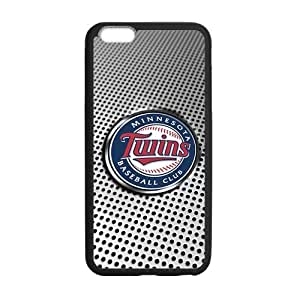 jianshopUltra clear color high-definition image MLB Minesota Twins For iphone 6(5.5) Case