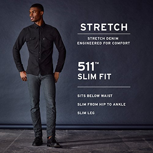 levi 39 s men 39 s 511 slim fit jean paperback in the uae see prices reviews and buy in dubai abu. Black Bedroom Furniture Sets. Home Design Ideas