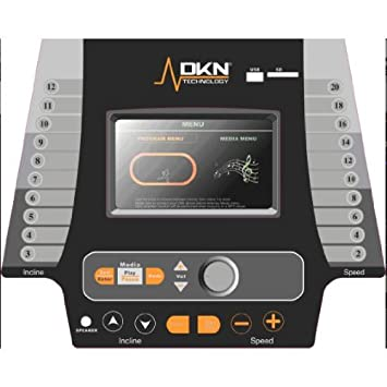 DKN Cinta de Correr Run Tech 3E: Amazon.es: Deportes y aire libre
