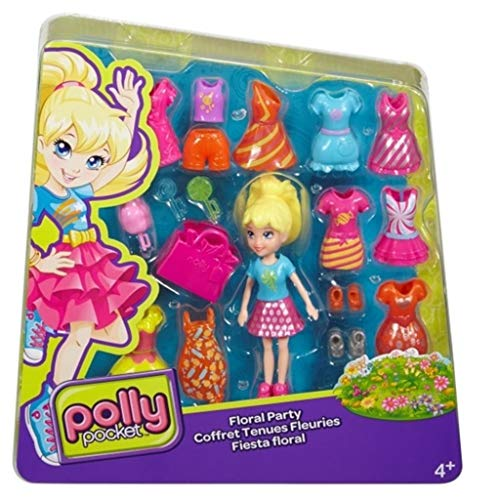(MATTEL POLLY POCKET - FLORAL PARTY (DWD12) By phonograph)