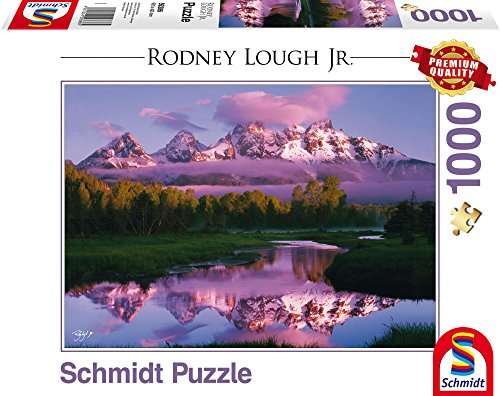 Schmidt Puzzle Day Dreaming Rodney Lough 1000 Pezzi 59386