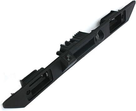NBX-2 PCS Dzus Lot de 2 attaches de car/énage pour moto 1//4 de tour Noir 19 mm
