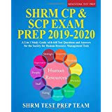 SHRM CP & SCP Exam Prep 2019-2020: A 2-in-1 Study Guide with 640 Test Questions and Answers for the Society for Human Resourc