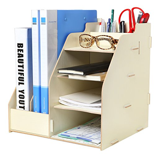 Desktop Organizer Document Magazine Office
