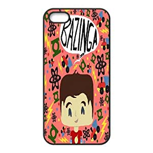 Generic Case Bazinga For iPhone 5, 5S Q2A9518472