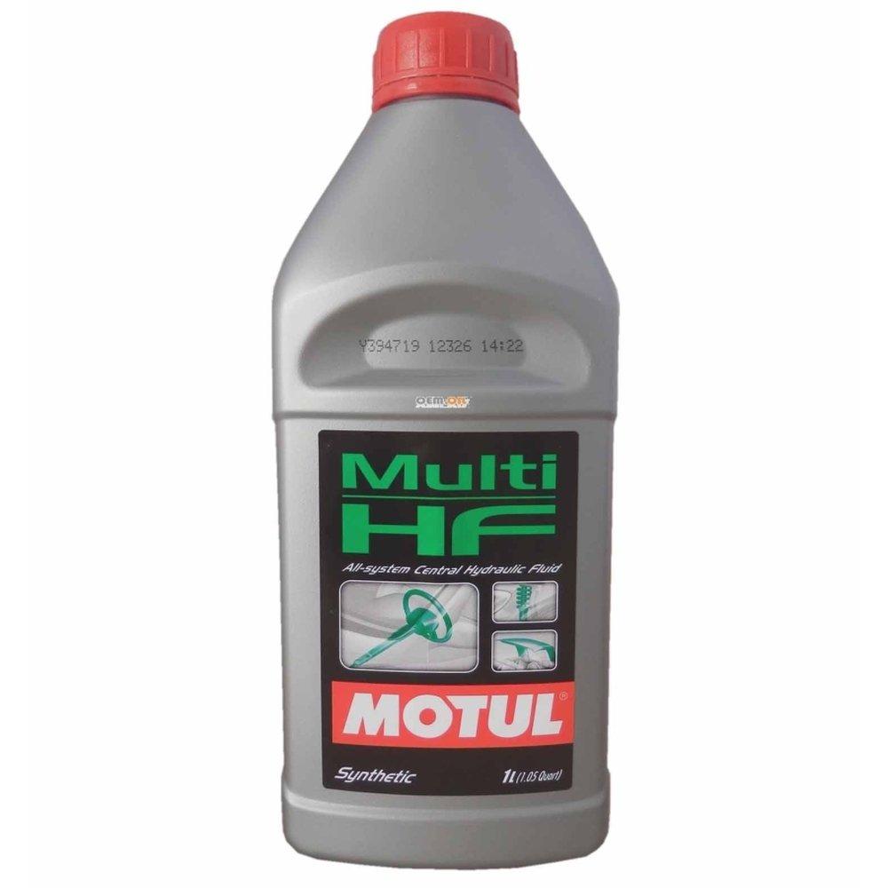 Motul 102954-12PK Hydraulic Fluid - 1 Liter, (Pack of 12)