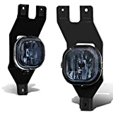 ford super duty lights - Ford Super Duty/Excursion Pair of Bumper Driving Fog Lights (Smoke Lens)