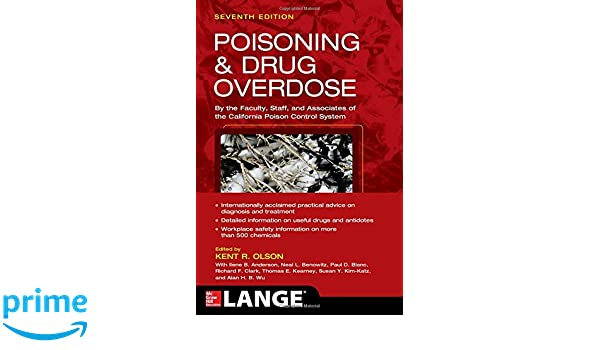Poisoning and drug overdose seventh edition poisoning drug poisoning and drug overdose seventh edition poisoning drug overdose 9780071839792 medicine health science books amazon fandeluxe Image collections