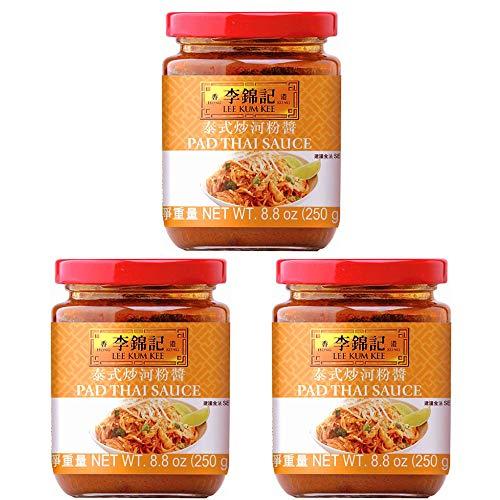 Lee Kum Kee Pad Thai Sauce 8.8 OZ (250 g) x 3 Bottle
