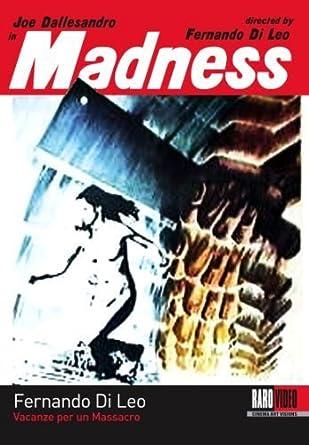 Amazon com: Fernando Di Leo's: Madness by Kino Lorber films