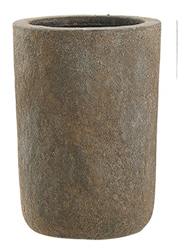 Emsa 800098 Fiberglas Blumenkübel Pflanzkübel Übertöpfe