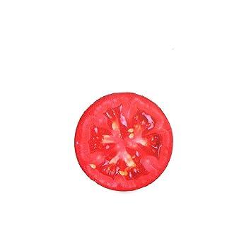 Amazon.com: Juguete esponjoso Kawaii Mini mitad de fruta de ...