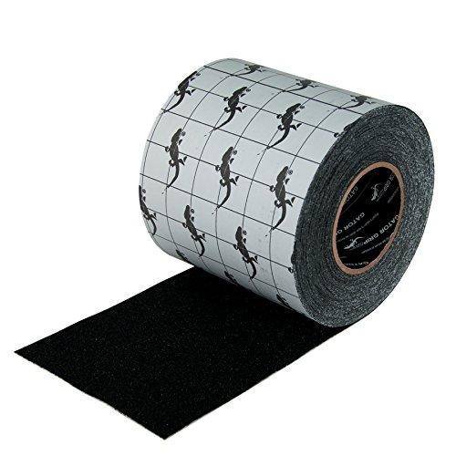 "Incom Gator Grip: Anti-Slip Tape, 6"" x 60', Black"