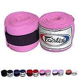 Best Hand Wraps - Fairtex Elastic Cotton Handwraps HW2 Hand Wraps Color Review