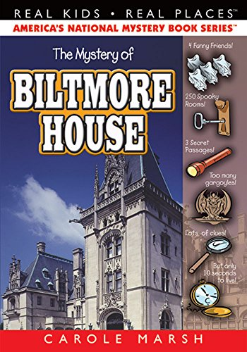Books : The Mystery of Biltmore House (1) (Real Kids Real Places)