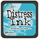 Ranger Distress Mini Ink Pad-Broken China
