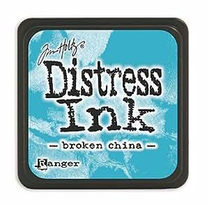 Tim Holtz Distress Mini Ink Pads-Broken China