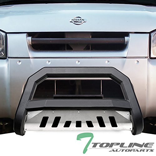 01 nissan frontier front grill - 6