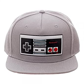 Image Unavailable. Image not available for. Color  Nintendo Controller  Chrome Weld Snapback Hat 71f56ff7b131