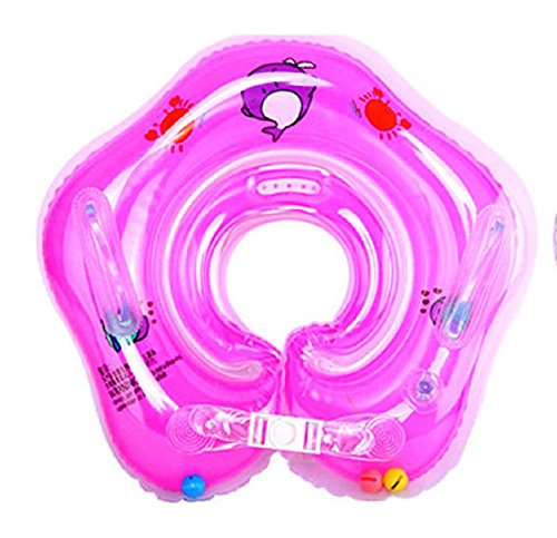 Infant Baby inflable anillo de natación flotador SwimTrainer Infant Swim Accesorios, Anaranjado: Amazon.es: Deportes y aire libre