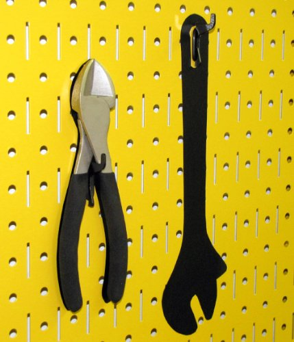 Wall control p y narrow quot yellow metal