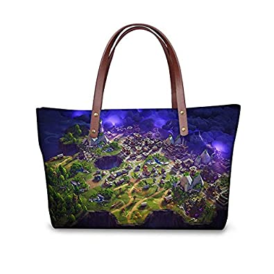 d0fe729b2930 Amazon.com: Handbags tote Fortnite Bag Women Big Cross-body Bags ...