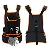 OCGIG Professional Canvas Work Apron with 16 Tool