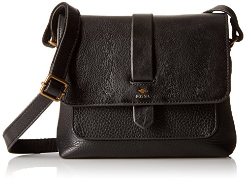 Fossil Kinley Small Crossbody Bag, Black