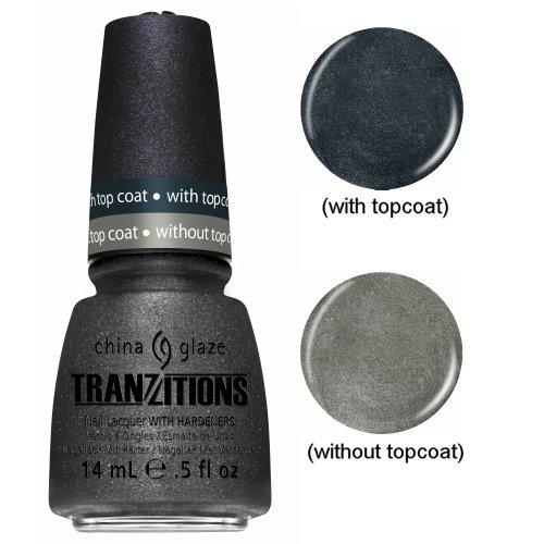自分スカイ失態(3 Pack) CHINA GLAZE Nail Lacquer - Tranzitions - Metallic Metamorphosis (並行輸入品)