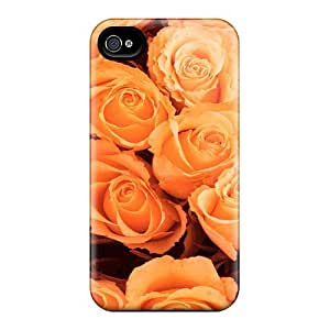 Hot Holidays International Womens Day Beautiful Flowers To The March Tpu Case Cover Compatible With Iphone 4/4s by ruishername