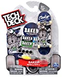 Best Spin Master Bakers - Tech Deck Series 5 Baker Wolf Collectible Fingerboard Review