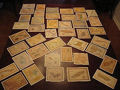 Treasure Map Collection