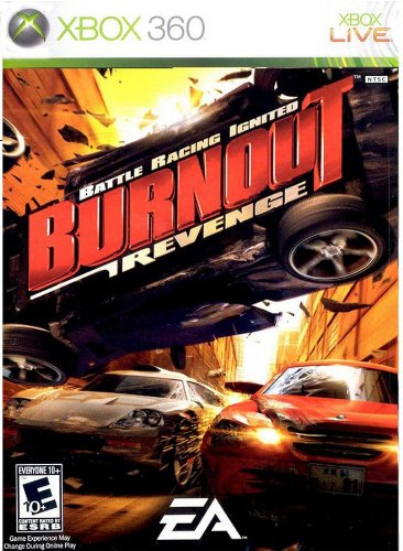 Burnout Revenge - Xbox 360 by Electronic Arts