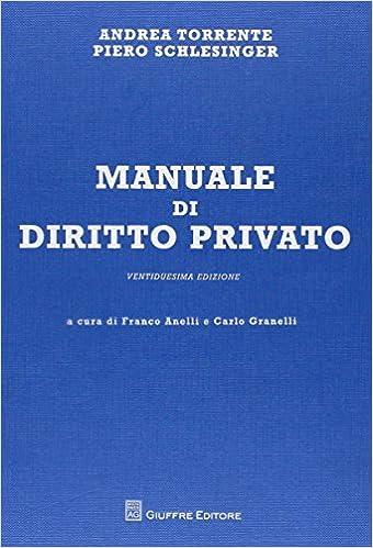 riassunto diritto privato perlingieri pdf