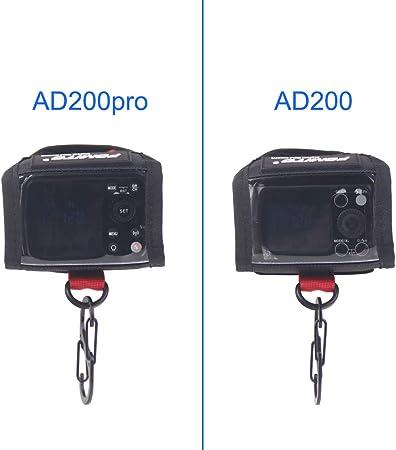 Fomito Tragbare Tasche Bs200pro Für Godox Ad200pro Ad200 Taschenblitz